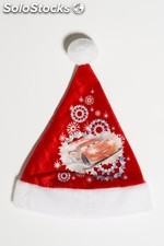 Bonnet de noel cars