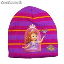 Bonnet Rayé princess sofia