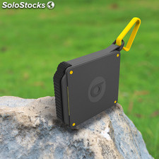 Bonorda Light outdoor powerbank 10000mAh IP65 With triple proof standard.