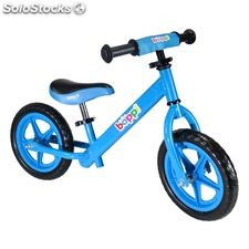 Boppi metal balance bike blue