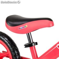 Boppi metal balance bike red (Coral new version)