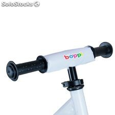 Boppi metal balance bike white