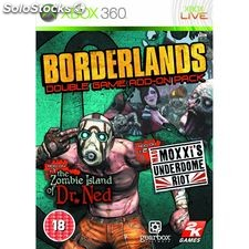 Borderlands Expansion Pack Xbox 360