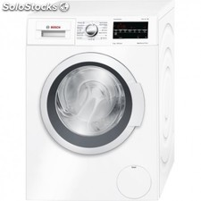 Bosch - WAT28468ES Independiente Carga frontal 8kg 1400RPM A+++-30% Color blanco
