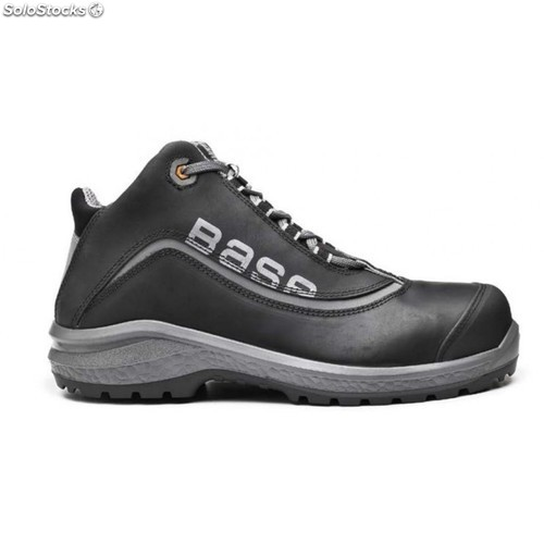 Bota Base Protection Be - Free Top S3 Negro/Gris T-41