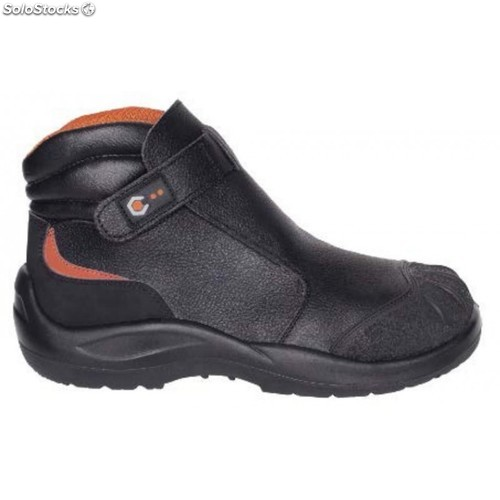 Bota Base Protection Dvorak S3 Negro T-47