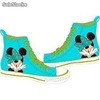 Bota Lona Minnie Mouse Colors