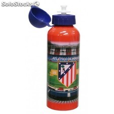Botella Aluminio Atletico Madrid 500Ml.