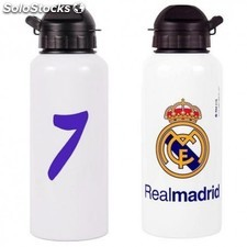 Botella Aluminio Real Madrid