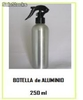 Botella de aluminio 250ml