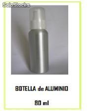 Botella de aluminio 80ml