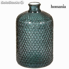 Botella hammered gris peq. - Colección Crystal Colours Kitchen by Homania