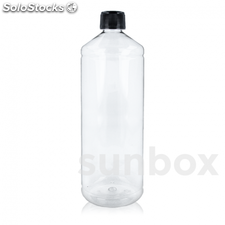 Botella medicin tall 1000ml Transparente