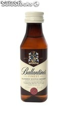 Botella Miniatura Ballantine's Scotch Whisky