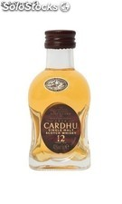 Botella Miniatura Cardhu Scotch Whisky