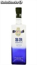 Botella Miniatura Ginebra Blue Ribbon