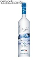 Botella Miniatura grey goose vodka