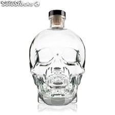 Botella Miniatura Vodka Crystal Head