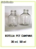 Botella pet campana