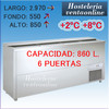 Botellero Coreco BE-300-I