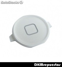 Boton home iphone 4S blanco