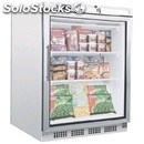 Bottle and frozen food refrigerator - mod. pl201ntglass - temperature °c -10/-22