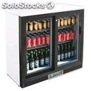 Bottle cooler - mod. c21gss - temperature °c +2/+8 - auto defrost - ventilated