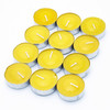 Bougies Citronnelle Anti Moustiques (Pack de 18) - Photo 4