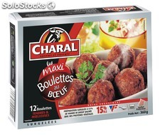 Boulet.boeuf 30X12 charal