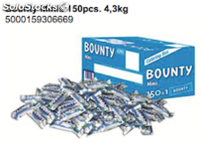 Bounty MInis Mini Bars Batony Bounty