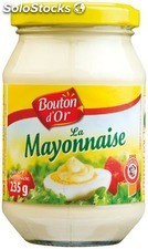 Bouton d or mayonnaise 235G