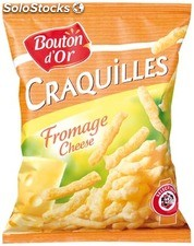 Bouton or craquille FROM90G