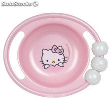 Bowl bebé melamina Hello Kitty
