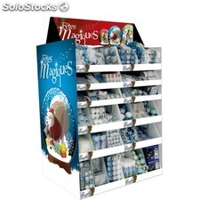 Box deco de noel theme artic