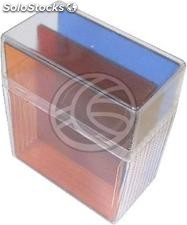 Box for 10 Cokin square filters 84mm support (EE03)