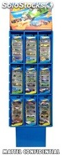 Box hot wheels pack de 5 voit