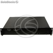 Box IPC ATX rack19 F350mm 1.5U firewall LAN telecommunications RackMatic (CK54)