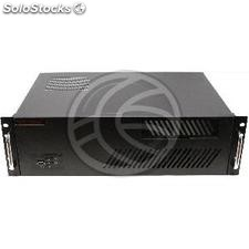 Box ipc rack19 3U atx 1x5.25 2x3.5 F300mm RackMatic (CK27)