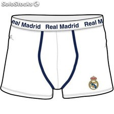 Boxer Real Madrid Adulto Blanco 15969 PPT02-15969
