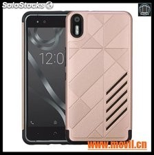 BQ Aquaris X5 case fundas cover TPU+PC Por mayor