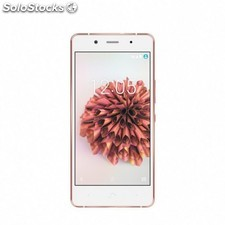 bq - Aquaris X5 Plus SIM doble 4G 16GB Oro, Color blanco