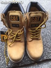 Brand Name Boots CAT Overstock Factory Surplus Shoes Cheap Whloesale