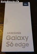 BRAND New Samsung Galaxy S6 Edge - 128GB - White Pearl(T-Mobile) Desbloqueado