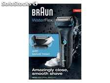 Braun Shaver WaterFlex WF2s black