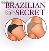 Brazilian secret tangas / panties anunciado en tv