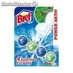BREF 50g Power Active Pine Toilette Cube