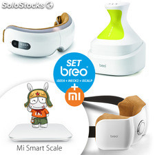 Breo Set + Xiaomi Mi inteligente Escala