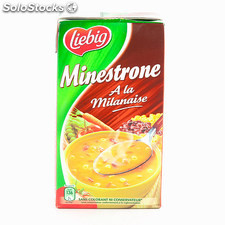 Brick 1L pursoup minestrone liebig