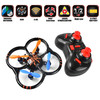 Bricstar Amazing hight quality products 2.4G mini rc quadcopter kit with 6-axis