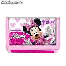 Brieftasche Hallo Minnie Disney